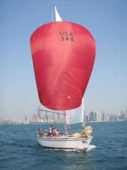 2007 Chicago NOOD on Mikaze